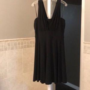 Le Chateau Black Cocktail Dress NWOT